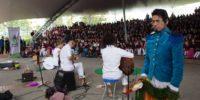 Presentación de obra Diversos pero iguales en Bogotá