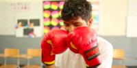 Quítate los guantes: serie de spots audiovisuales.