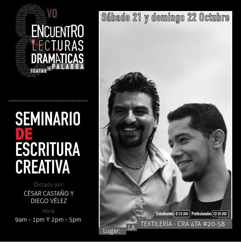 Seminario de Escritura Creativa